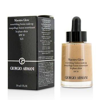 [Giorgio Armani] Maestro Glow Nourishing Fusion Makeup SPF 30 - #6.25 30ml/1oz
