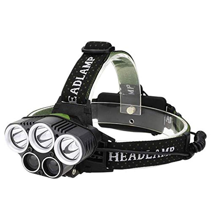 オピエート自宅で書き込みYFFSS ヘッドトーチLED充電式、スーパーブライトUSBヘッドランプ、釣り用ウォーキングLEDウォーキング防水ランニングハイキング長距離ランタン長寿命