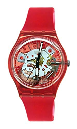 [スウォッチ]SWATCH 腕時計 Gent (ジェント) ROSSO BIANCO (ロッソビアンコ) ウィメンズ GR178 GR178 レディース 【正規輸入品】