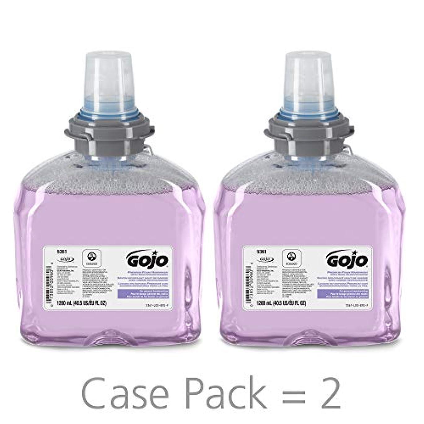 宣言配置ラショナルTFX Luxury Foam Hand Wash, Cranberry, Dispenser, 1200ml (並行輸入品)
