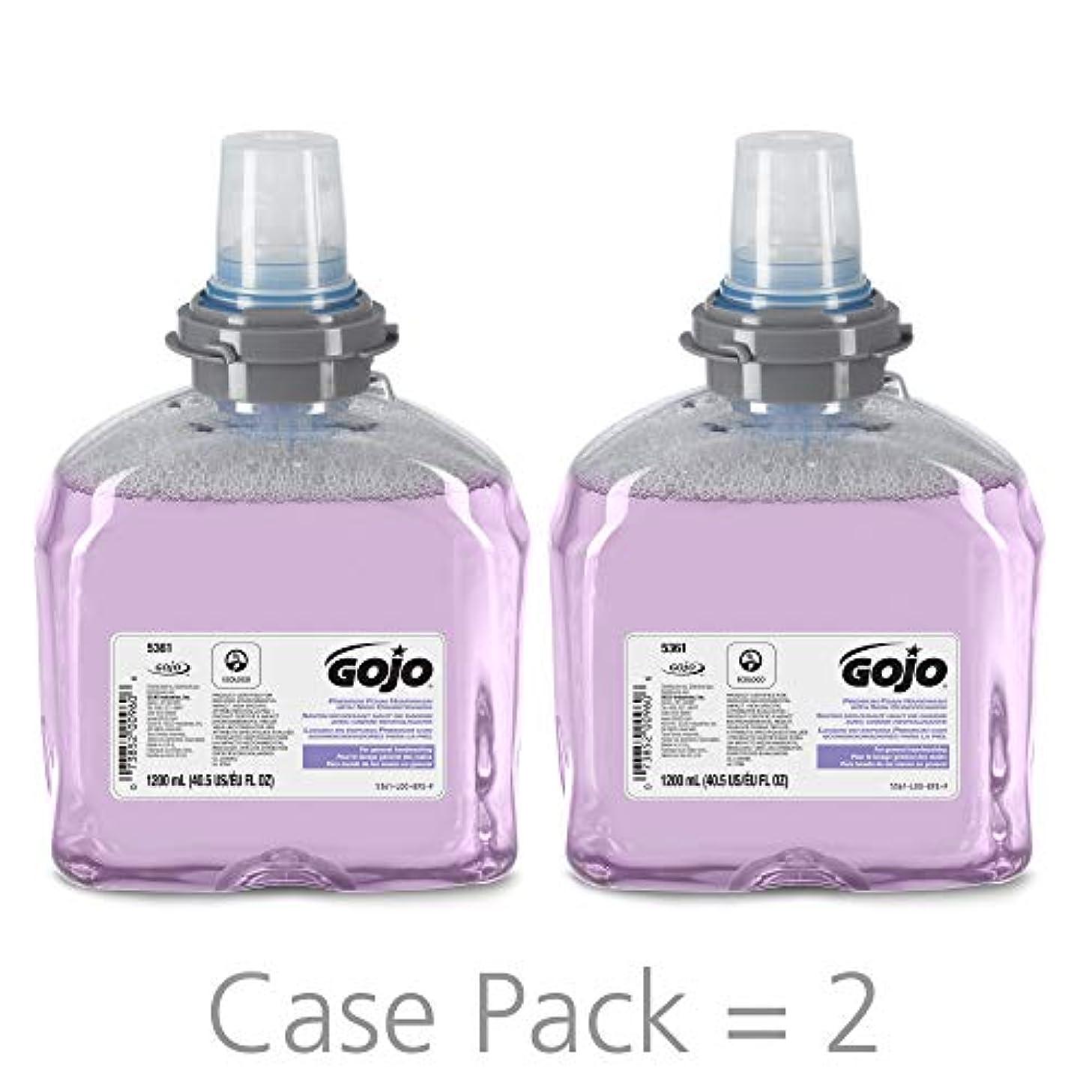 絶滅させる感度子供っぽいTFX Luxury Foam Hand Wash, Cranberry, Dispenser, 1200ml (並行輸入品)