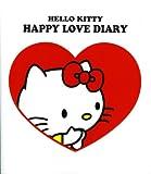 HELLO KITTY HAPPY LOVE DIARY