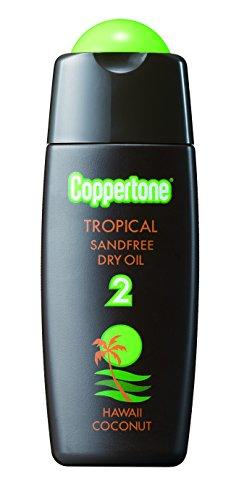 コパトーン トロピカル サンドフリー ハワイ (SPF2) 120ml