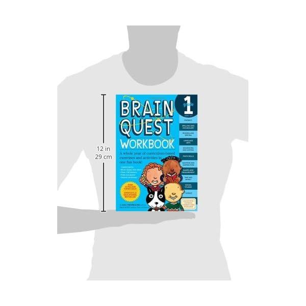 Brain Quest Workbook Gr...の紹介画像4
