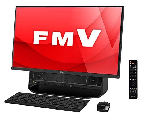 富士通 デスクトップパソコン FMV ESPRIMO FHシリーズ WF2/A3 (Windows10 Home/27型ワイド液晶/Core i7/16GBメモリ/Blu-ray Discドライブ/約256GB SSD + 約3TB HDD/Office Home and Business Premium/TV機能付き)AZ_WF2A3_Z196/富士通直販WEBMART専用モデル