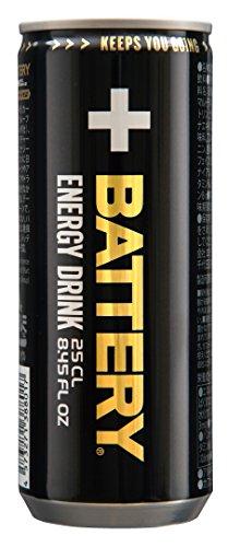 バッテリー(BATTERY) エナジードリンク 250ml×30本(1ケース)