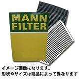 MANN エアコンフィルター キャビンフィルター アウディ AUDI S1スポーツバック 型式 ABA-8XCWZF 用 CUK26010 除塵・防臭