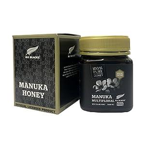 マヌカハニー(オールブラックス) MANUKA MF