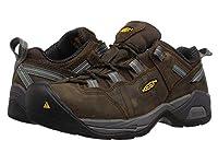 [キーン] メンズハイキングアウトドアシューズ・靴 Detroit XT Steel Toe ESD Cascade Brown/Gargoyle 11 (29cm) EE - Wide [並行輸入品]