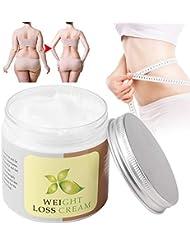 太もも、脚、腹部、腕、お尻のための体脂肪燃焼クリーム、抗セルライトマッサージと肌の引き締めクリーム