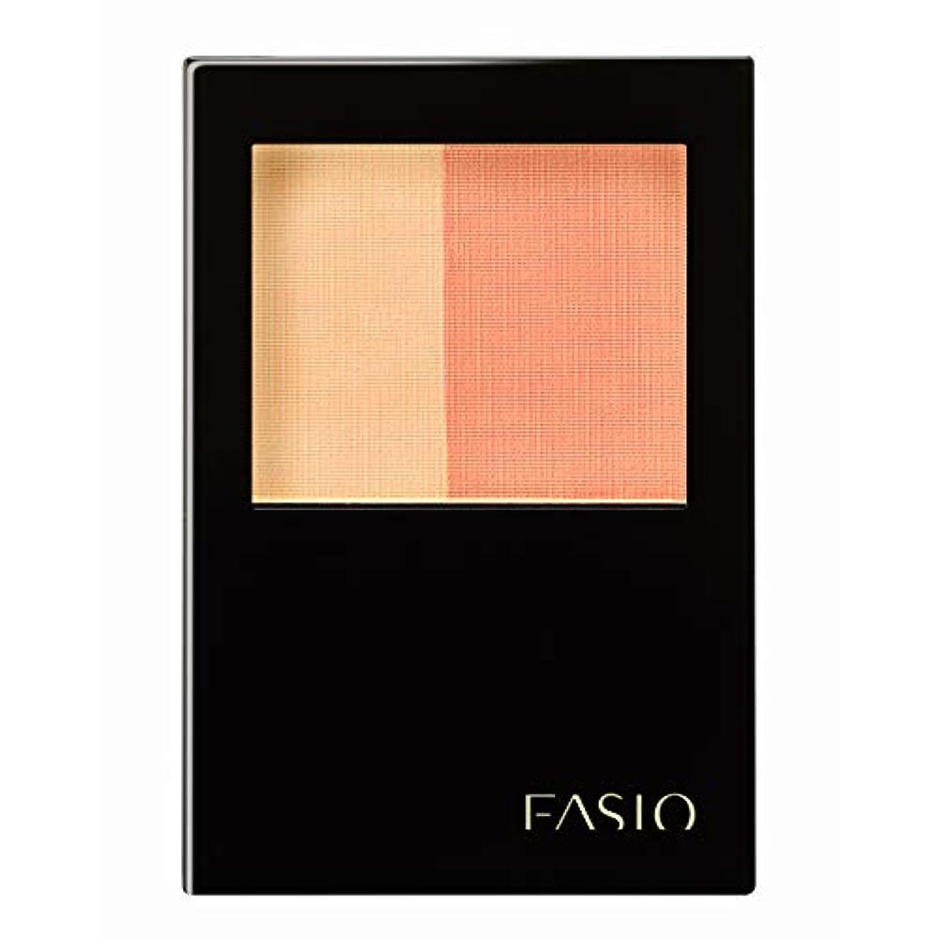 成長する耐えられないラッシュファシオ ウォータープルーフ チーク オレンジ系 OR-1 4.5g