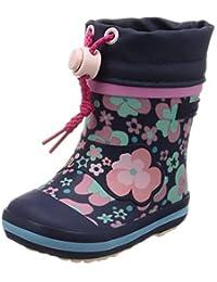 [ムーンスター] レインブーツ ベビー 子供 靴 雨 雪 防寒 MS WB006R