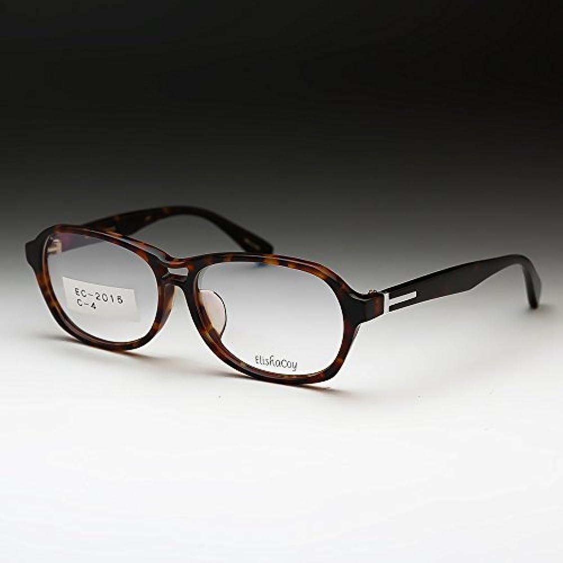 高く不快同時鯖江ワークス(SABAE WORKS) 老眼鏡 オート型 ツーブリッジ ケース付き EC2015 (度数+1.75, C4 ブラウンデミ)
