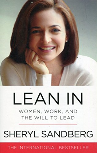 Knopf NATIONAL BEST SELLER『Lean In:Women, Work, and the Will to Lead』