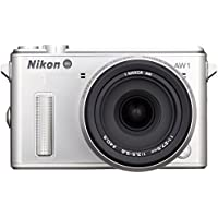 Nikon ミラーレス一眼カメラ Nikon1 AW1 防水ズームレンズキット シルバー N1AW1LKSL