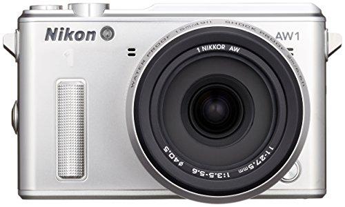 ニコン Nikon1 AW1 防水ズームレンズキット シルバー