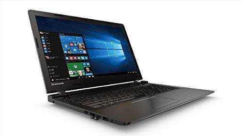Lenovo ノートパソコン IdeaPad 100 80QQ00R0JP / Windows 10 Home 64bit / 15.6インチ / Celeron 3215U / エボニーブラック