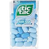 Tic Tac Rush Mints, 24 x 24 Grams