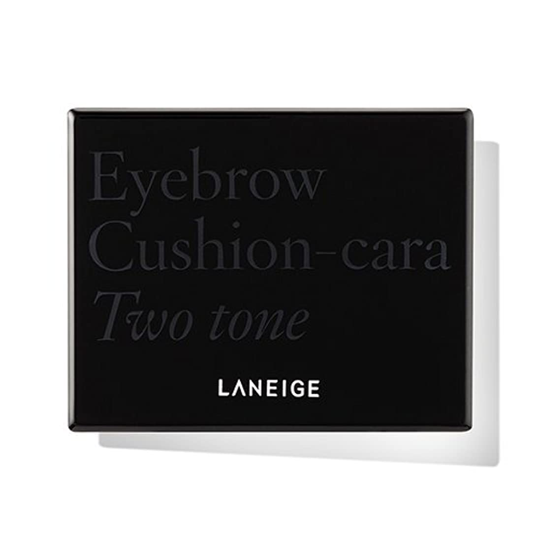 ムスタチオ渦アナニバー[New] LANEIGE Eyebrow Cushion-cara 6g/ラネージュ アイブロウ クッション カラ 6g (#2 Two Tone Brown) [並行輸入品]