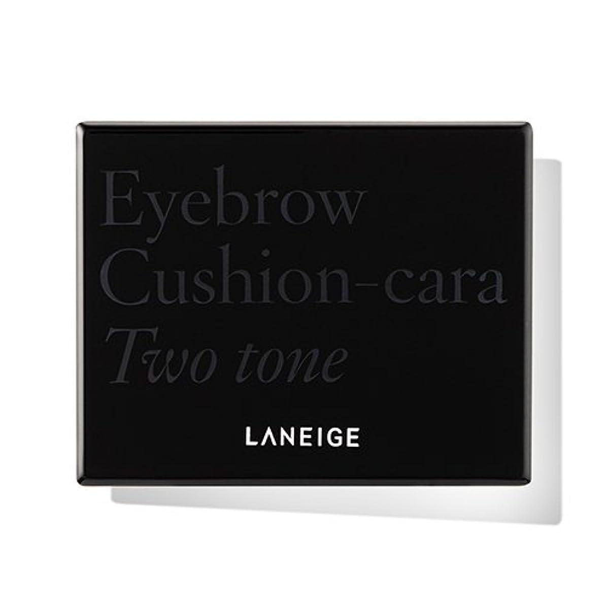 応用ミキサー注入[New] LANEIGE Eyebrow Cushion-cara 6g/ラネージュ アイブロウ クッション カラ 6g (#2 Two Tone Brown) [並行輸入品]