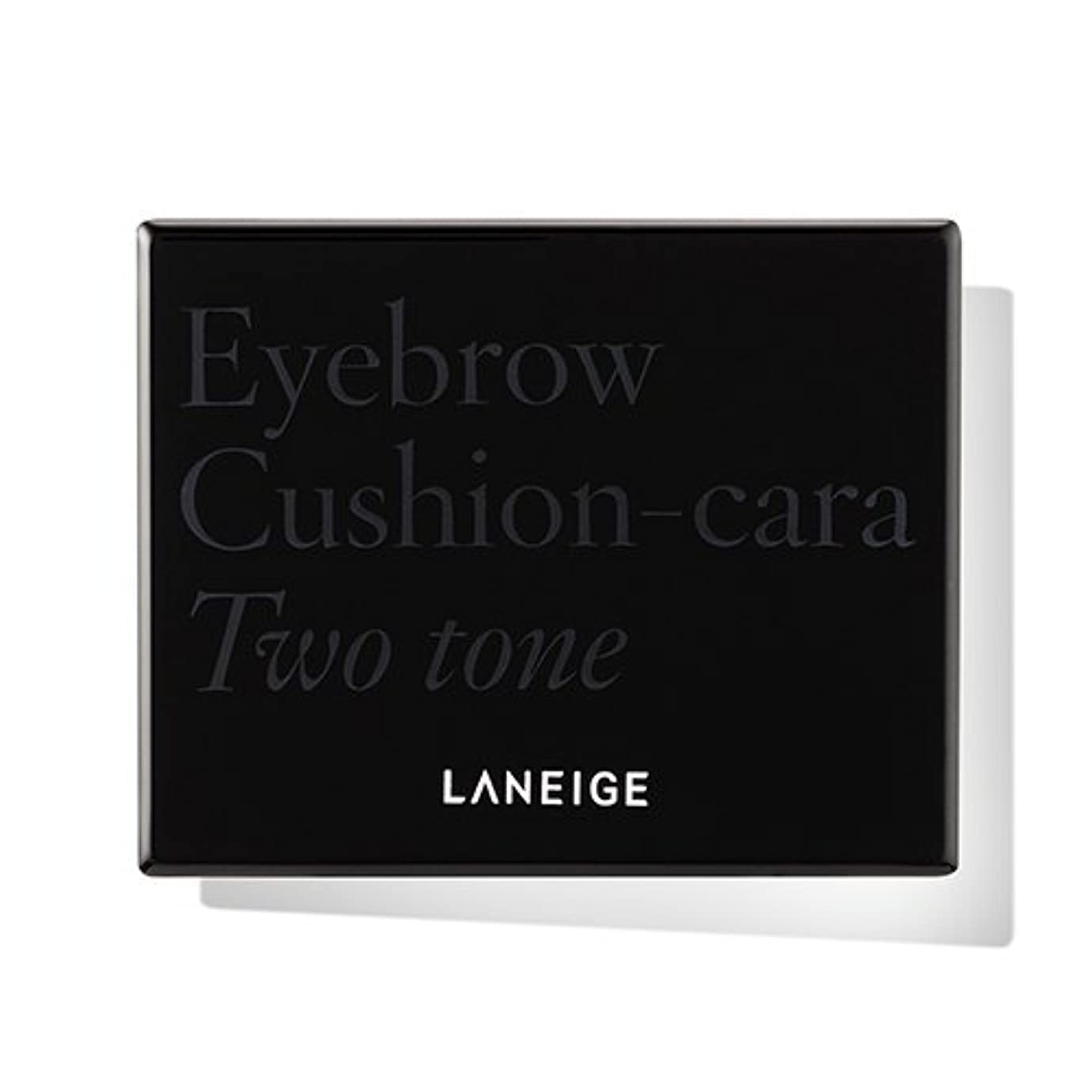 怠な組み込むオーラル[New] LANEIGE Eyebrow Cushion-cara 6g/ラネージュ アイブロウ クッション カラ 6g (#2 Two Tone Brown) [並行輸入品]