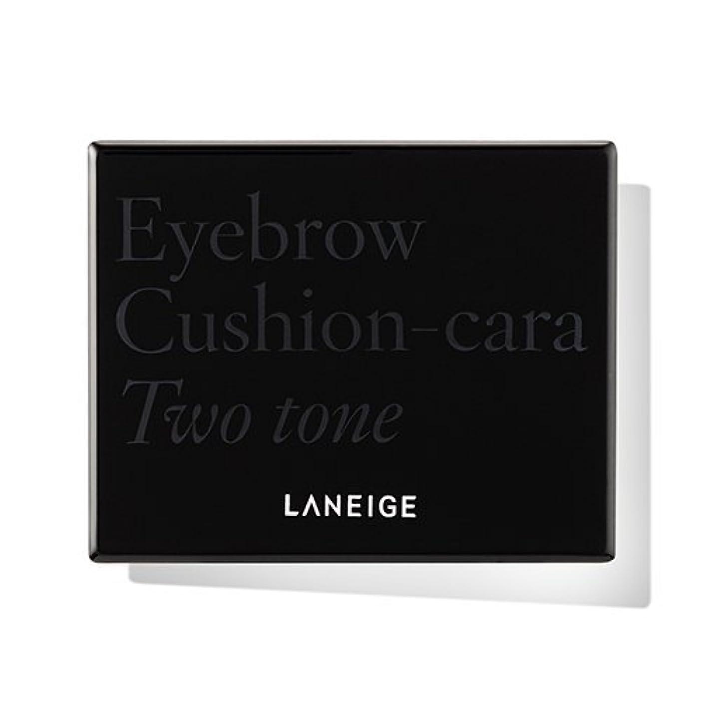 岸シャイピッチャー[New] LANEIGE Eyebrow Cushion-cara 6g/ラネージュ アイブロウ クッション カラ 6g (#2 Two Tone Brown) [並行輸入品]