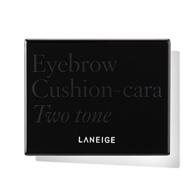 最高クモ段階[New] LANEIGE Eyebrow Cushion-cara 6g/ラネージュ アイブロウ クッション カラ 6g (#2 Two Tone Brown) [並行輸入品]