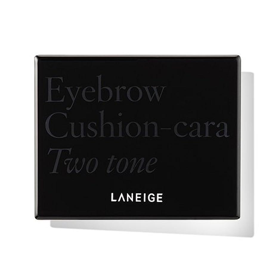 スパイラル田舎者辞任する[New] LANEIGE Eyebrow Cushion-cara 6g/ラネージュ アイブロウ クッション カラ 6g (#2 Two Tone Brown) [並行輸入品]