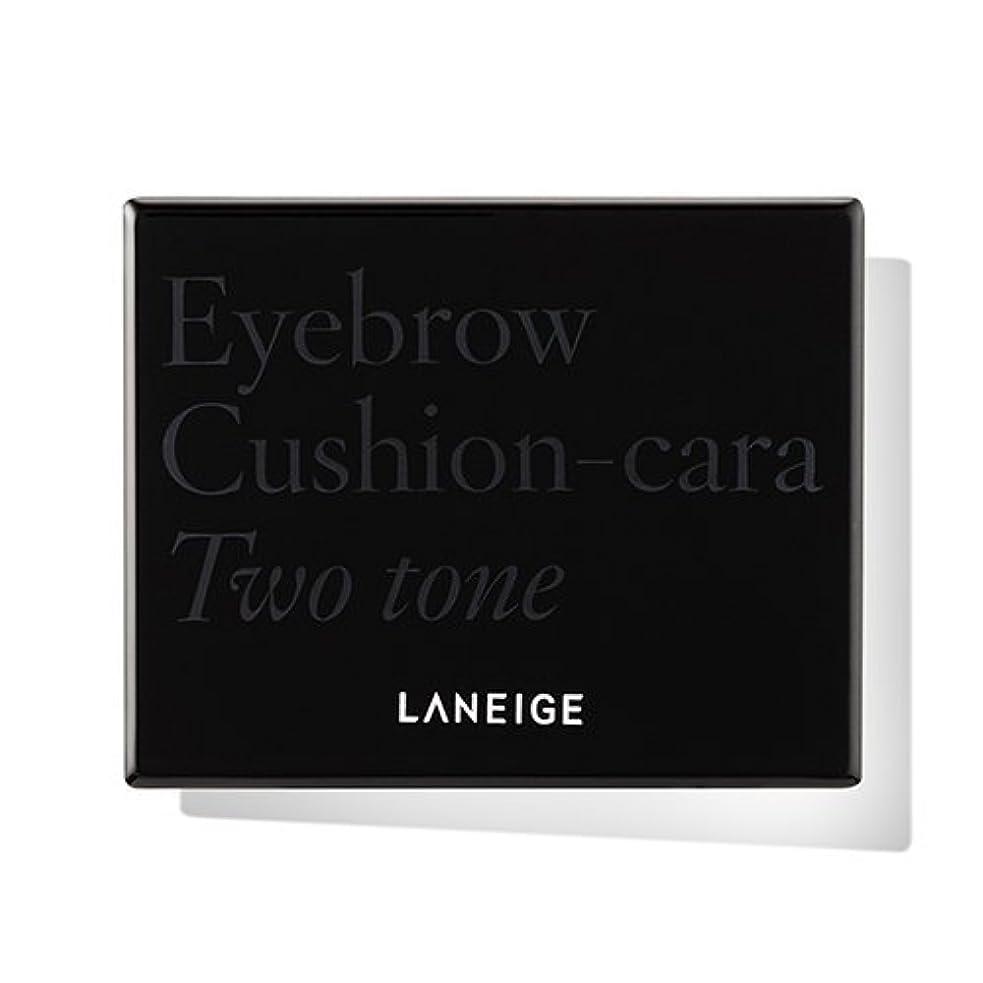 ポルトガル語減少傑作[New] LANEIGE Eyebrow Cushion-cara 6g/ラネージュ アイブロウ クッション カラ 6g (#2 Two Tone Brown) [並行輸入品]