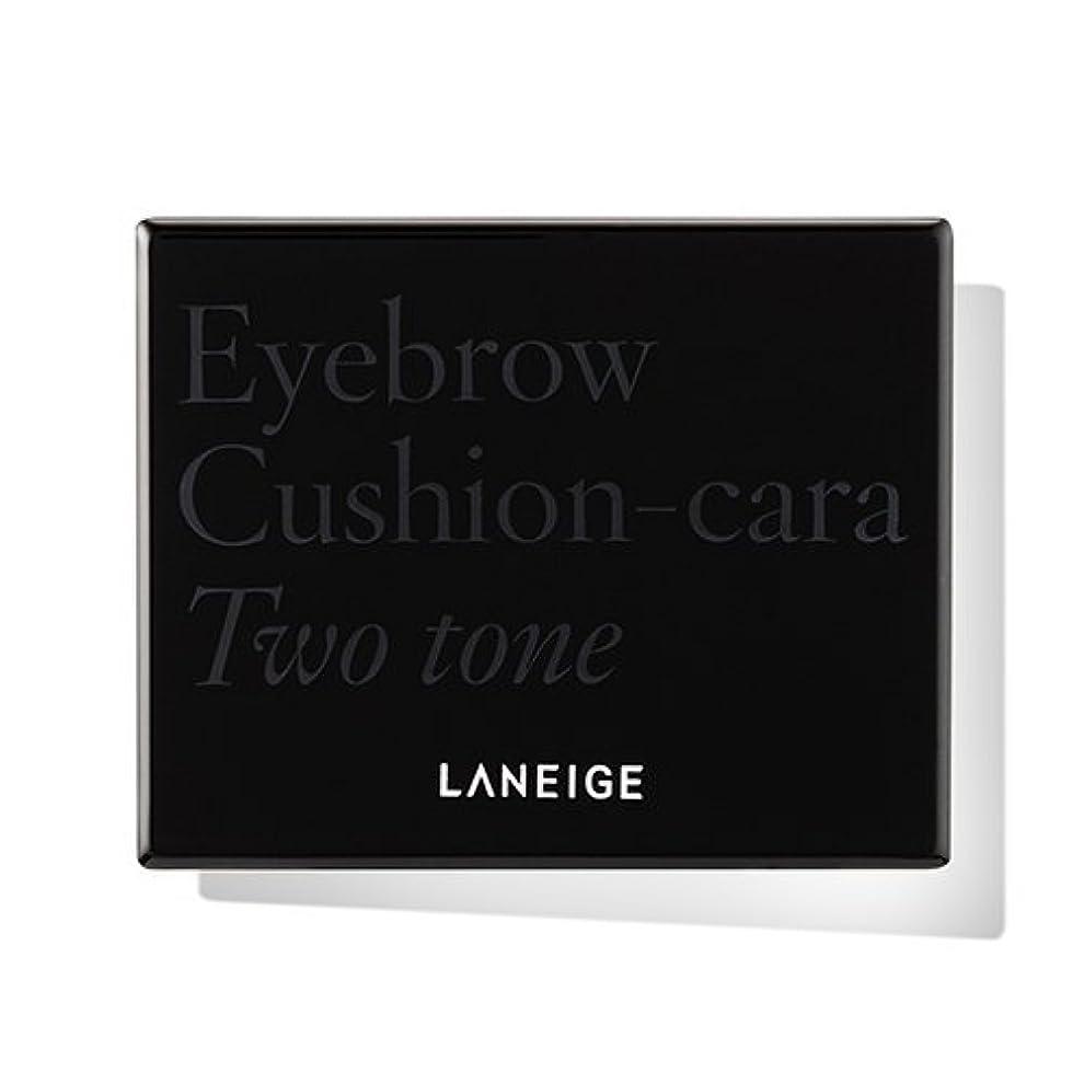 サンドイッチ急速な不倫[New] LANEIGE Eyebrow Cushion-cara 6g/ラネージュ アイブロウ クッション カラ 6g (#2 Two Tone Brown) [並行輸入品]