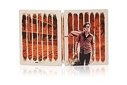 【Amazon.co.jp限定】バリー・シール アメリカをはめた男 スチール・ブック仕様 ブルーレイ+DVDセット ※数量限定(A6ステッカー付き) [Blu-ray]