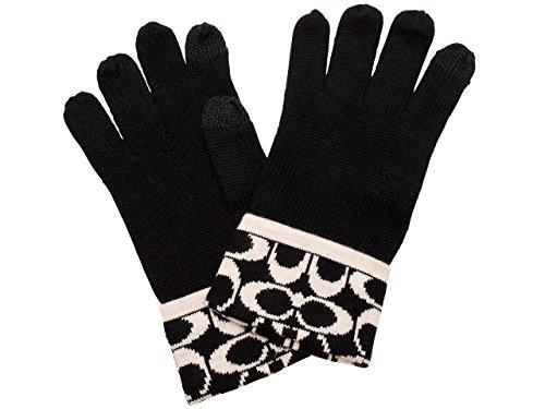 [コーチ] COACH アパレル (手袋) F86026 ブラ...