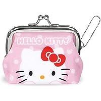 ハローキティ 財布 がま口 なかよし ピンク RM-4658