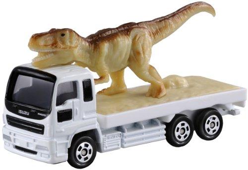 トミカ №030 恐竜搬送車 (箱)