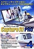 Capture It! PRO Version4.0 パッケージ 画像