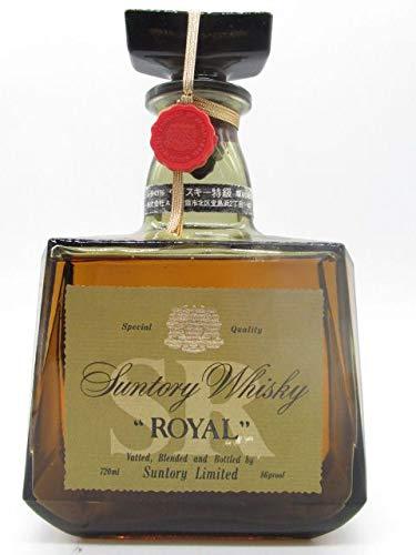 [古酒] サントリー ローヤル SRラベル 特級表示 43度 720ml [H-SRY-539]