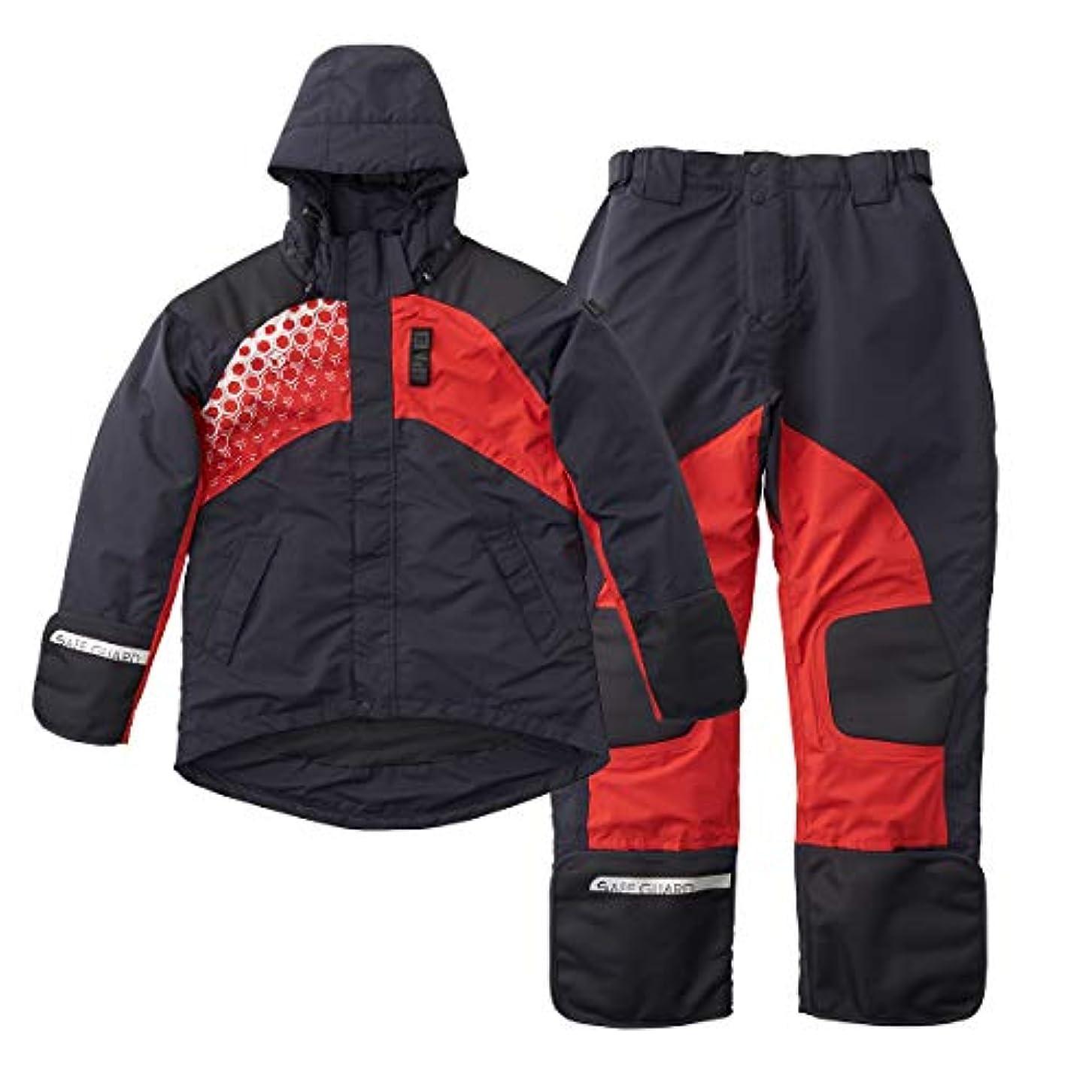 すり花火誘惑LIPNER プロモデル 防水防寒スーツ