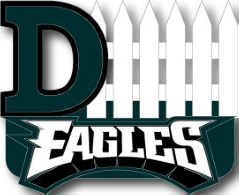 Philadelphia Eagles d-fenceピン