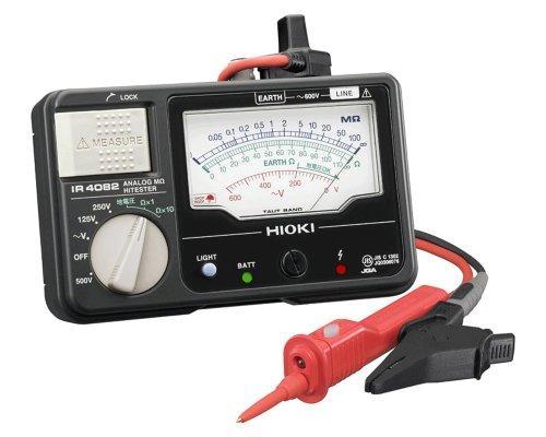 HIOKI(日置電機) IR4082-11 アナログ絶縁接地抵抗計