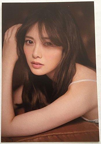 乃木坂46 白石麻衣 写真集「パスポート」TSUTAYA 特典ポストカード -