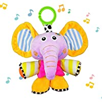Mamas & Papas Babyplay Elephant Activity Toy by Mamas & Papas