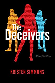 The Deceivers (Vale Hall Book 1) by [Simmons, Kristen]