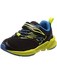 [瞬足] 运动鞋 上学穿 瞬足 宽幅 减震 高回弹 15~23cm 3E 儿童 男孩 SJC 5960