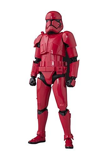 S.H.フィギュアーツ スター・ウォーズ シス・トルーパー (STAR WARS:The Rise of Skywalker)  約150mm PVC&ABS製 塗装済み可動フィギュア 初回特典付き