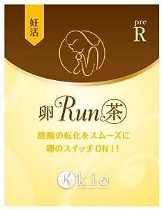 【漢方の氣生 妊活】卵Run茶(らんらんちゃ)お試し8包入り