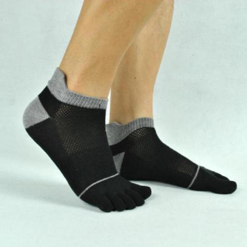 YideaHome 5本指靴下 メンズ 抗菌防臭 吸汗速乾 ...