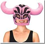 プロレスマスク(紫)