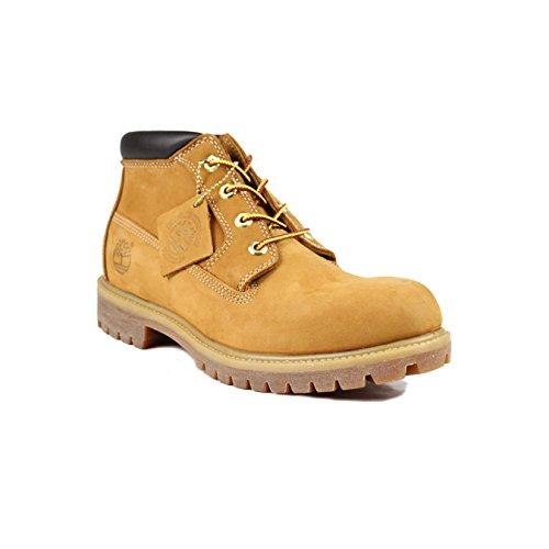 (ティンバーランド)Timberland ブーツ WATERPROOF CHUKKA BOOT チャッカブーツ Wワイズ 23061 US9.5-27.5 (国内正規品)