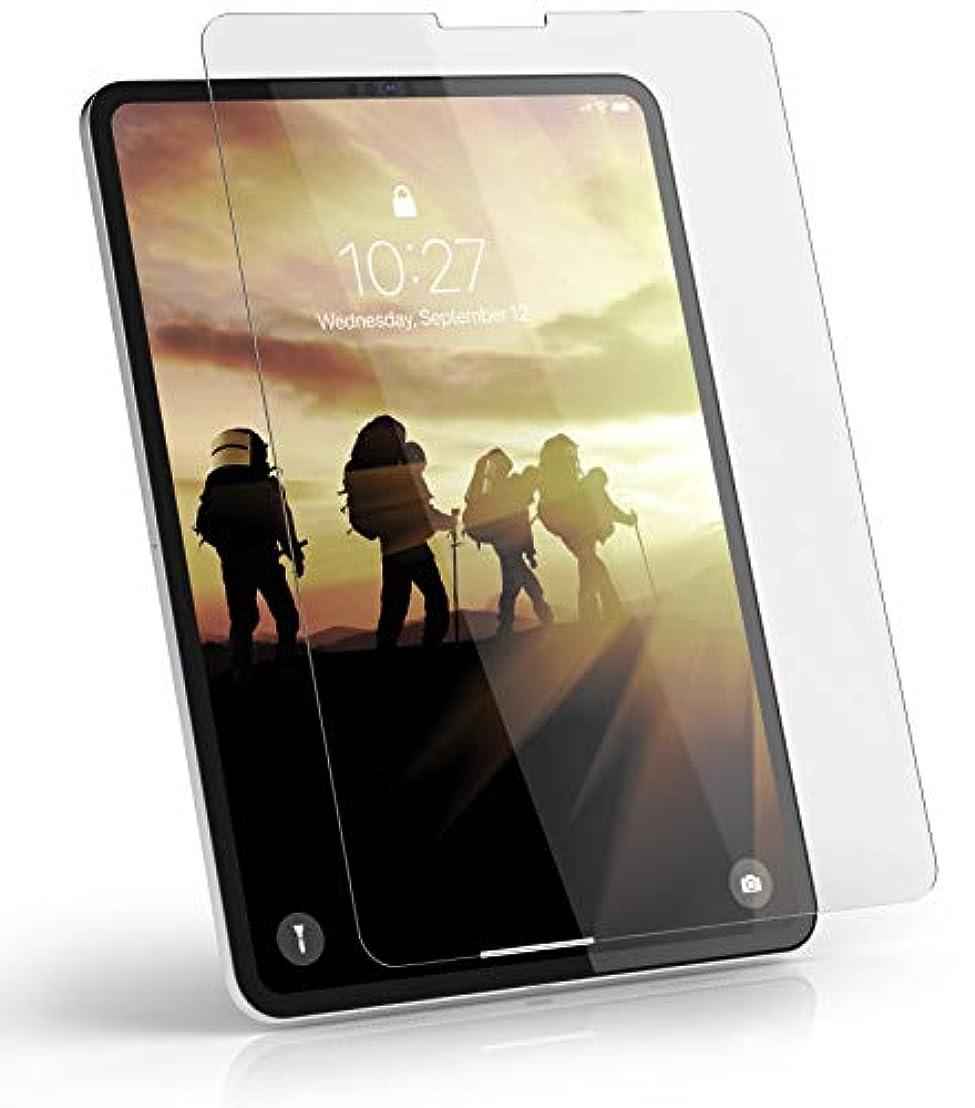 異常システム縫い目URBAN ARMOR GEAR 11インチ iPad Pro(2018)用 スクリーンシールド(硬度9H/抗指紋) 【日本正規代理店品】 UAG-IPDPROMBSP