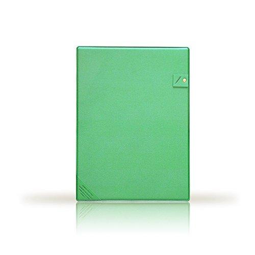 Gshine マウスパッド オフィス 31cm*24cm 4色 クリップボードような書く マウスパッド両用 (31*24, 緑)